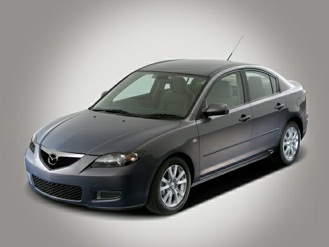 2007 mazda mazda3 information. Black Bedroom Furniture Sets. Home Design Ideas
