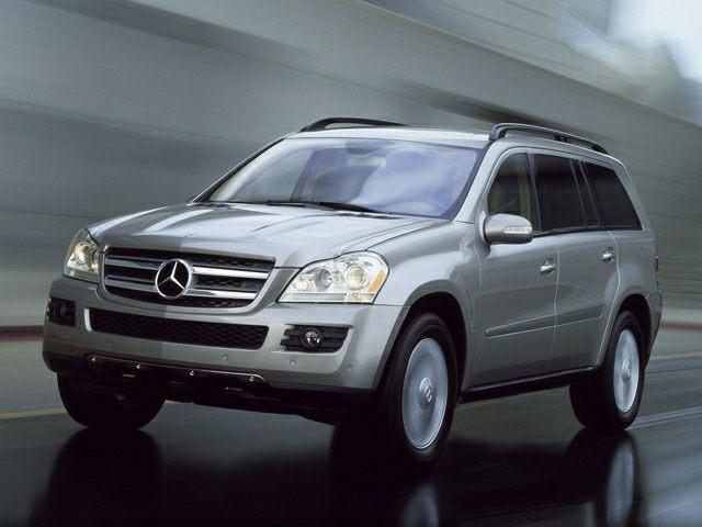 2007 Mercedes-Benz GL-Class Exterior Photo