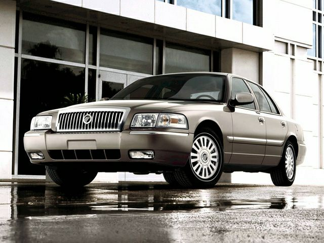 2007 Grand Marquis