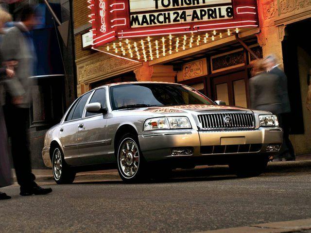 2007 Mercury Grand Marquis Exterior Photo