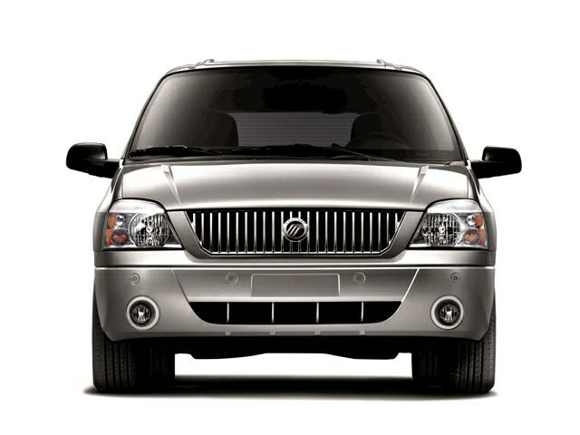 2007 Mercury Monterey Exterior Photo