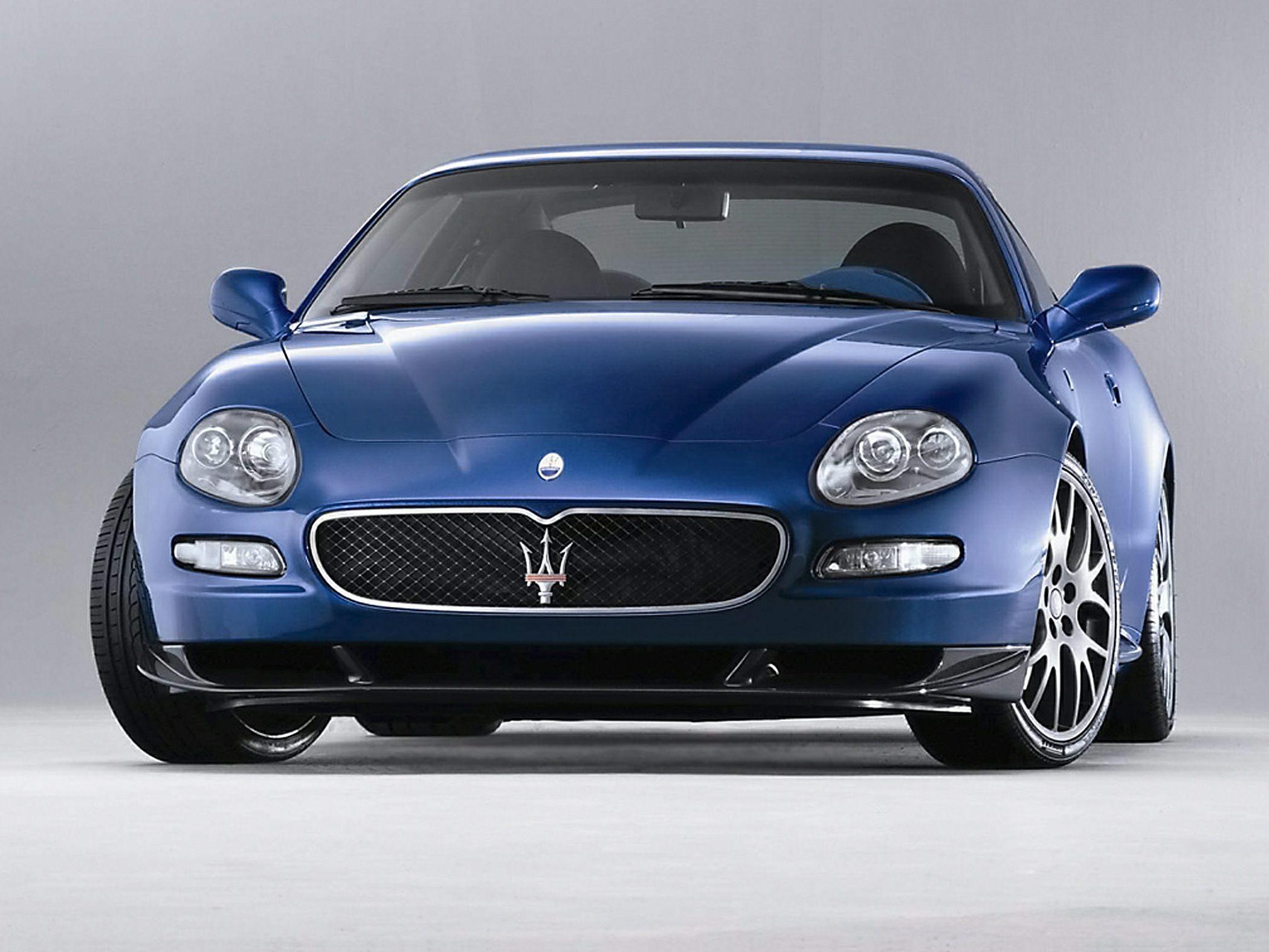 2006 Maserati Gransport Exterior Photo