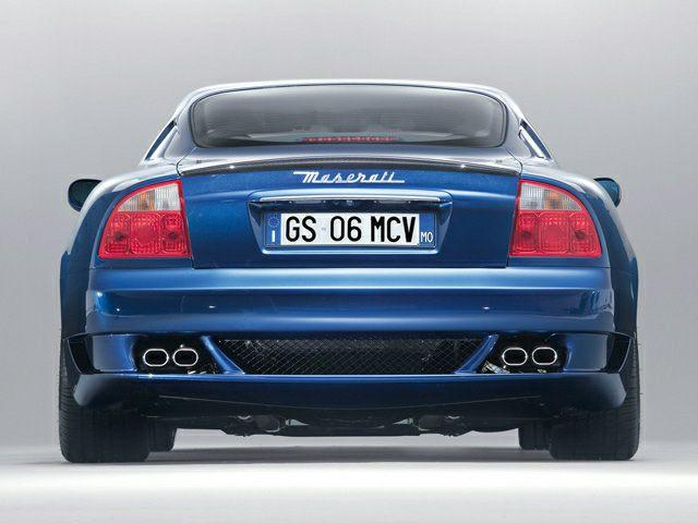 2007 Maserati GranSport Exterior Photo