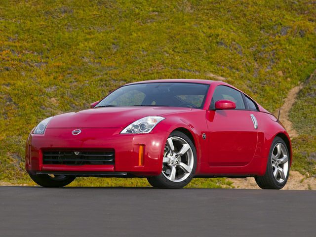 2007 nissan 350z information. Black Bedroom Furniture Sets. Home Design Ideas