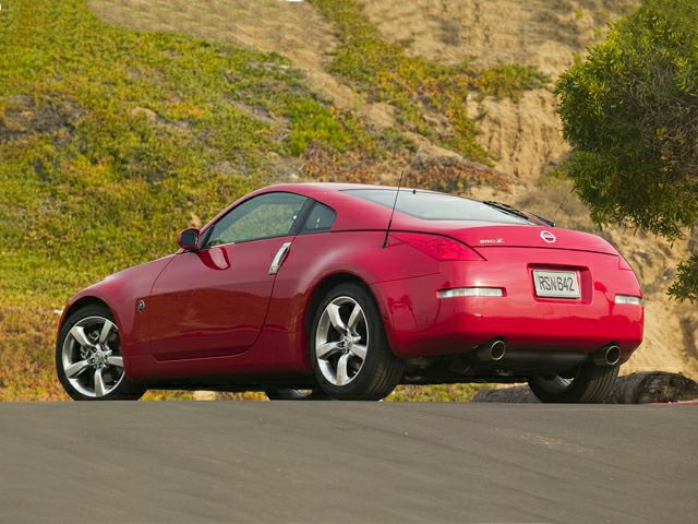 2007 Nissan 350Z Specs and Prices