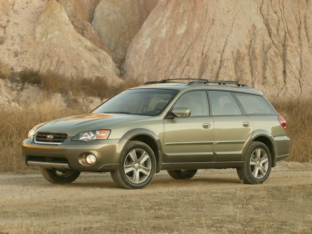 2007 Outback