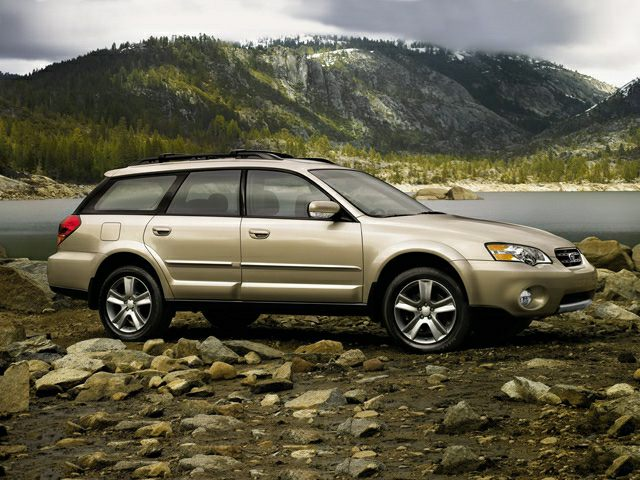 2007 subaru outback l l bean edition 4dr all wheel. Black Bedroom Furniture Sets. Home Design Ideas