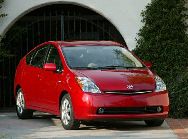 2007 Toyota Prius Exterior Photo