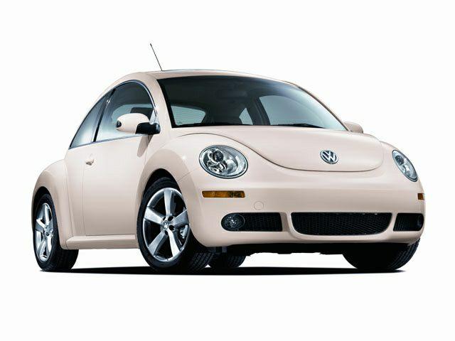 2007 Volkswagen New Beetle Exterior Photo