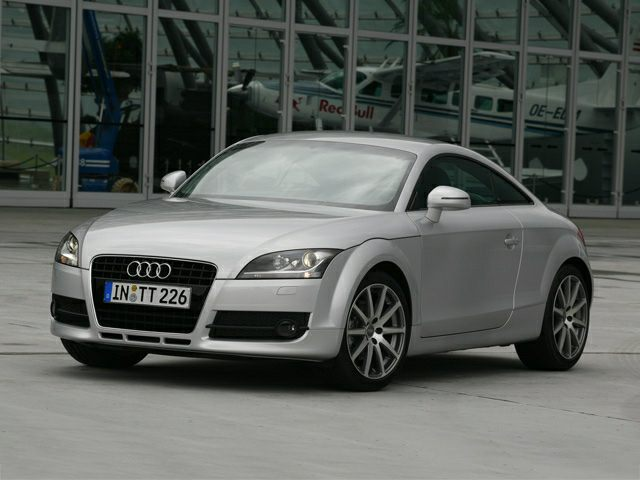 2008 Audi TT 3.2 2dr All-wheel Drive Quattro Coupe Specs and Prices