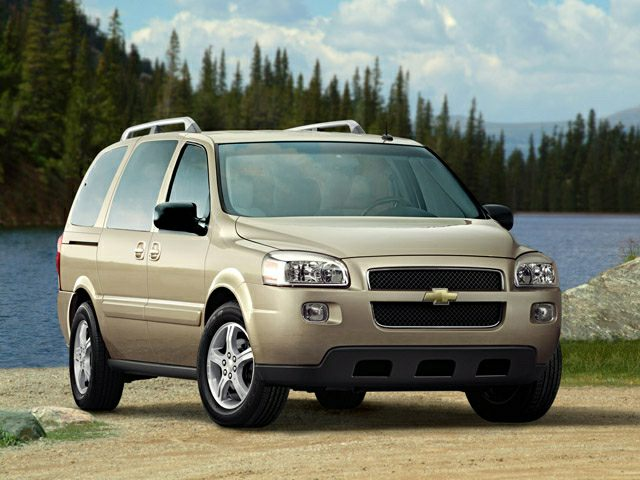 2008 Chevrolet Uplander Specs And Prices