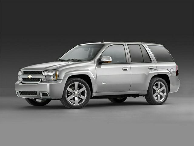 2008 TrailBlazer