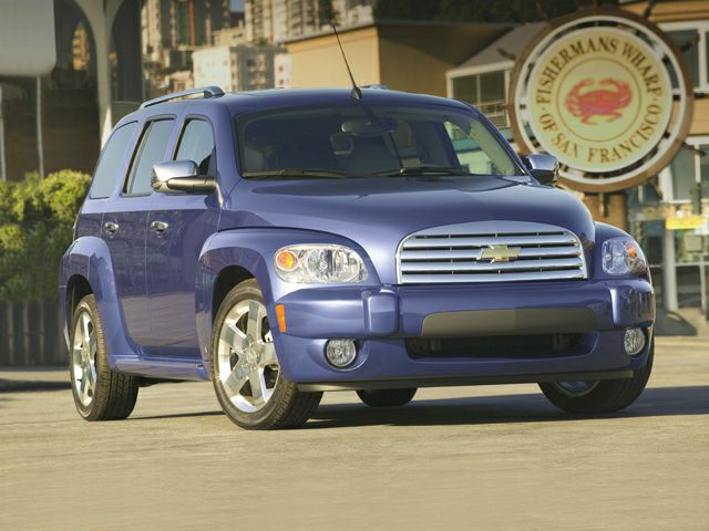 2008 Chevrolet HHR Owner Reviews and Ratings