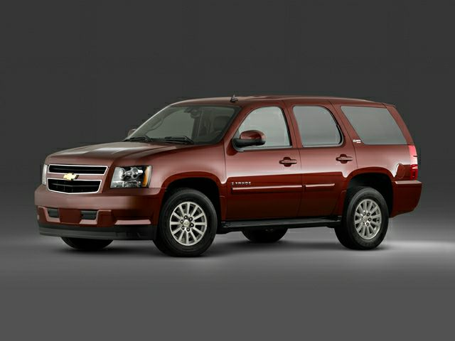 2008 Chevrolet Tahoe Hybrid Owner Reviews and Ratings