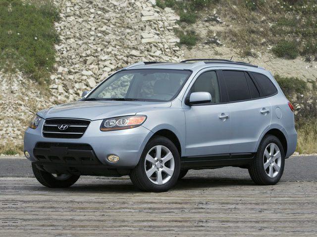 2008 Hyundai Santa Fe Pictures