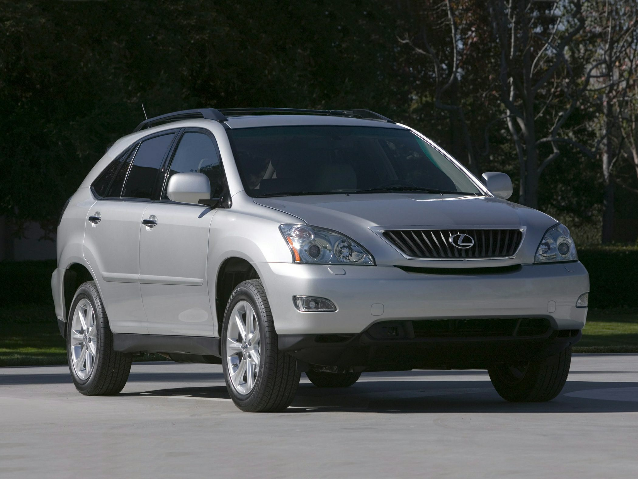 2008 acura rdx vs other vehicles overview