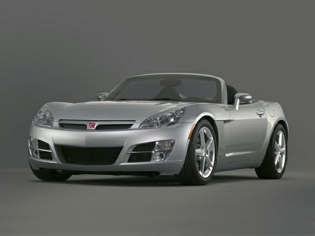 2008 Saturn Sky Carbon Flash Special Edition 2dr