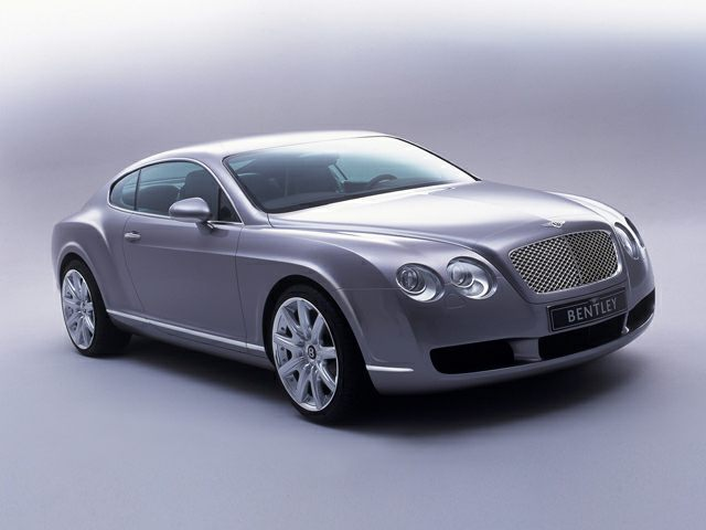 2010 Continental GT