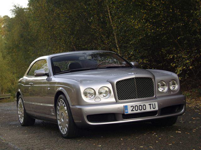 2010 Bentley Brooklands Exterior Photo