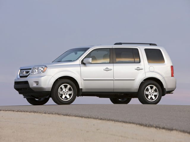 2010 Honda Pilot EX 4dr 4x4 Trade In and Resale Values