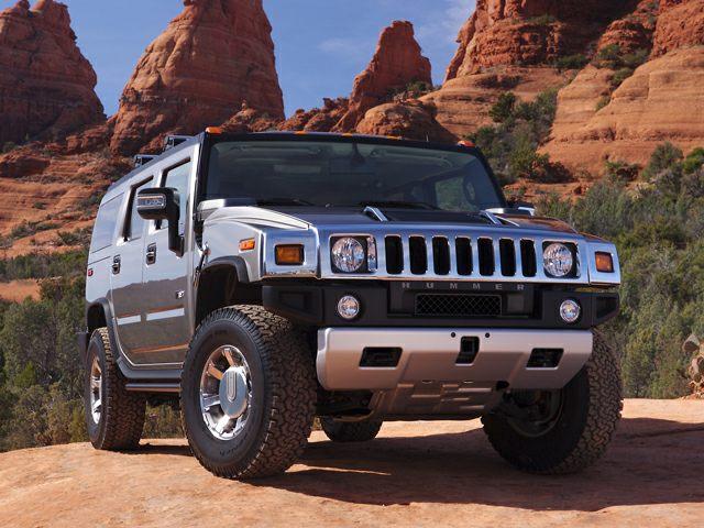 2009HUMMERH2 SUV