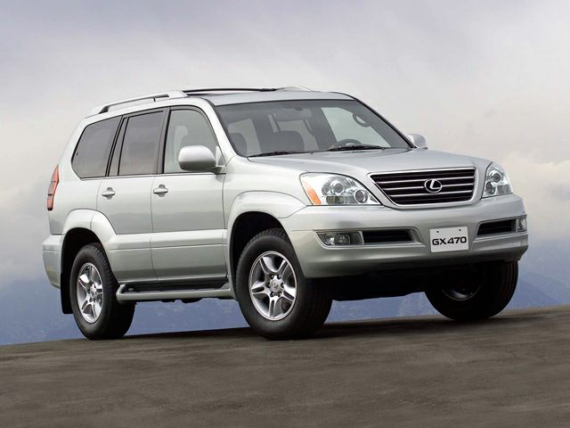 lexus gx 470 prices reviews and new model information autoblog. Black Bedroom Furniture Sets. Home Design Ideas