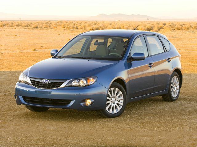 2010 Subaru Impreza 2 5i 4dr All Wheel Drive Hatchback Specs And Prices