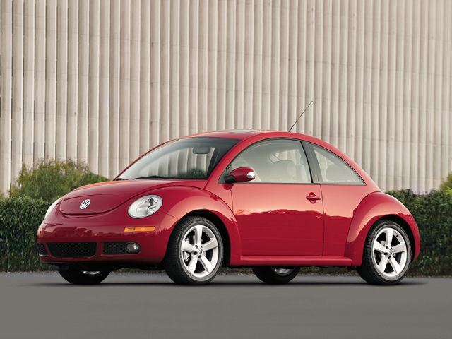 2010VolkswagenNew Beetle