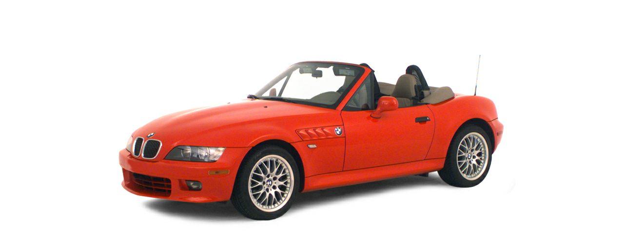 2000 BMW Z3 Exterior Photo