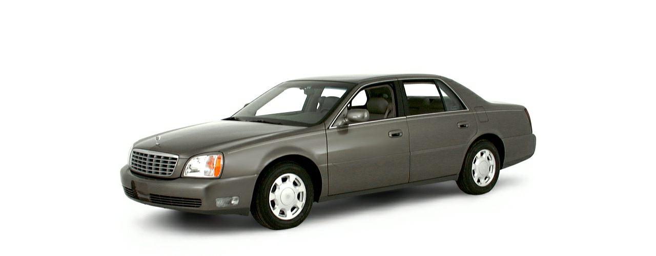 2000 Cadillac DeVille Exterior Photo