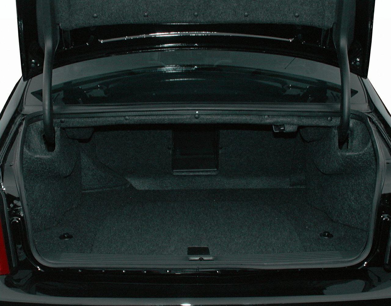2000 Cadillac DeVille DTS 4dr Sedan Pictures   Autoblog