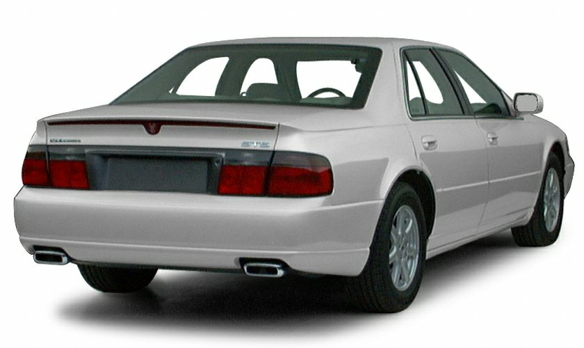 2000 Cadillac Seville STS 4dr Sedan Pricing and Options