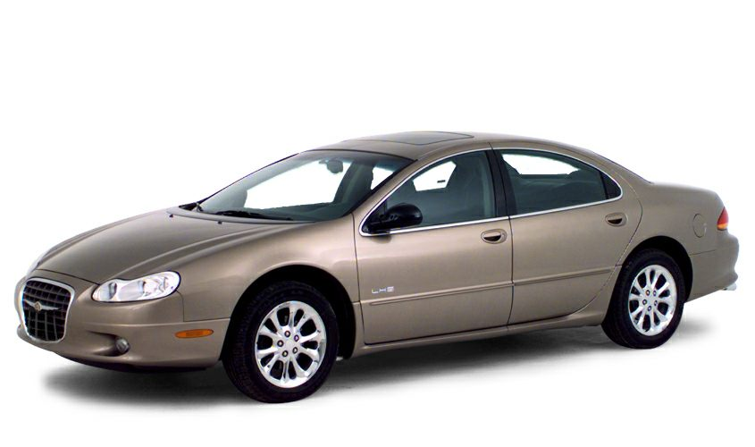 2000 Chrysler LHS Exterior Photo