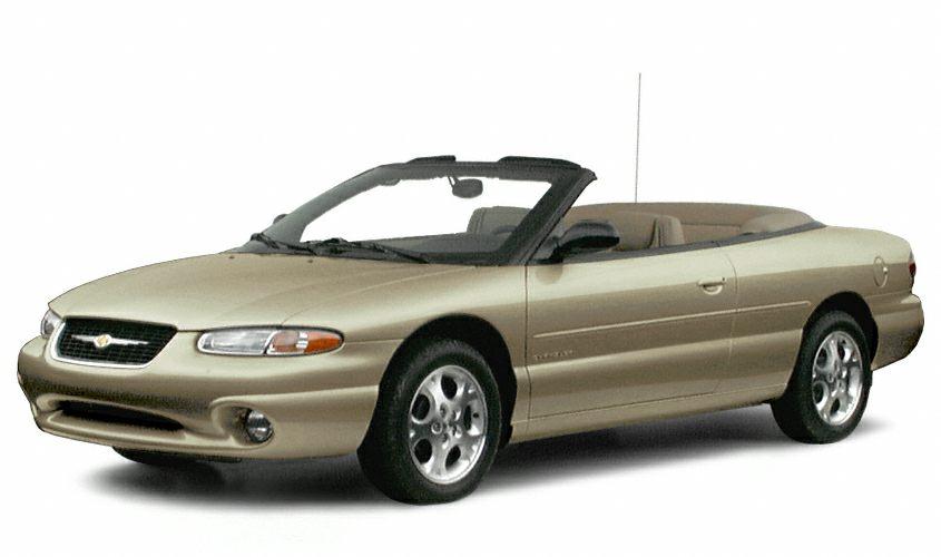 2000 chrysler sebring jxi 2dr convertible information. Black Bedroom Furniture Sets. Home Design Ideas