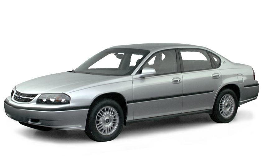 2000 Chevrolet Impala Information | Autoblog