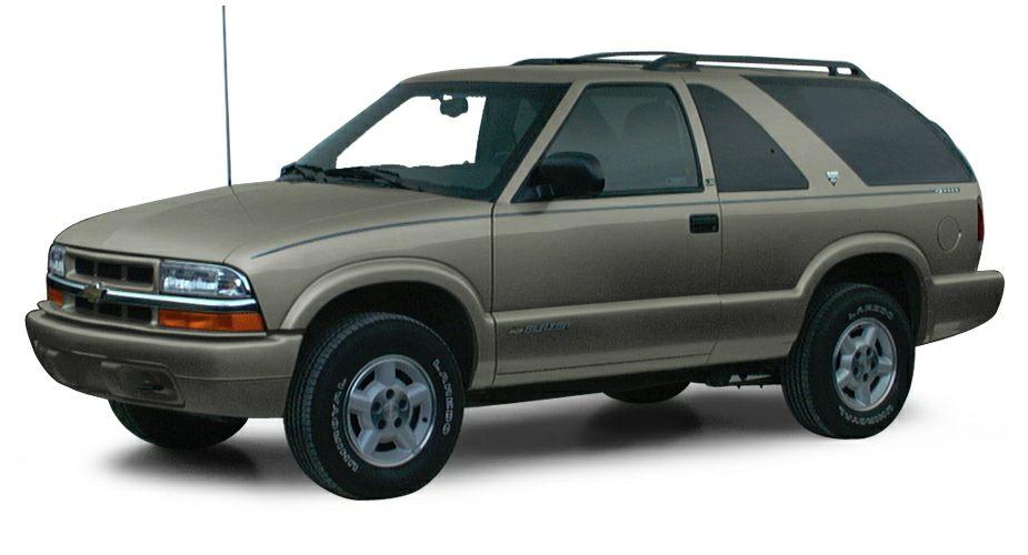 2000 Chevrolet Blazer LS 2dr 4x4 Information | Autoblog