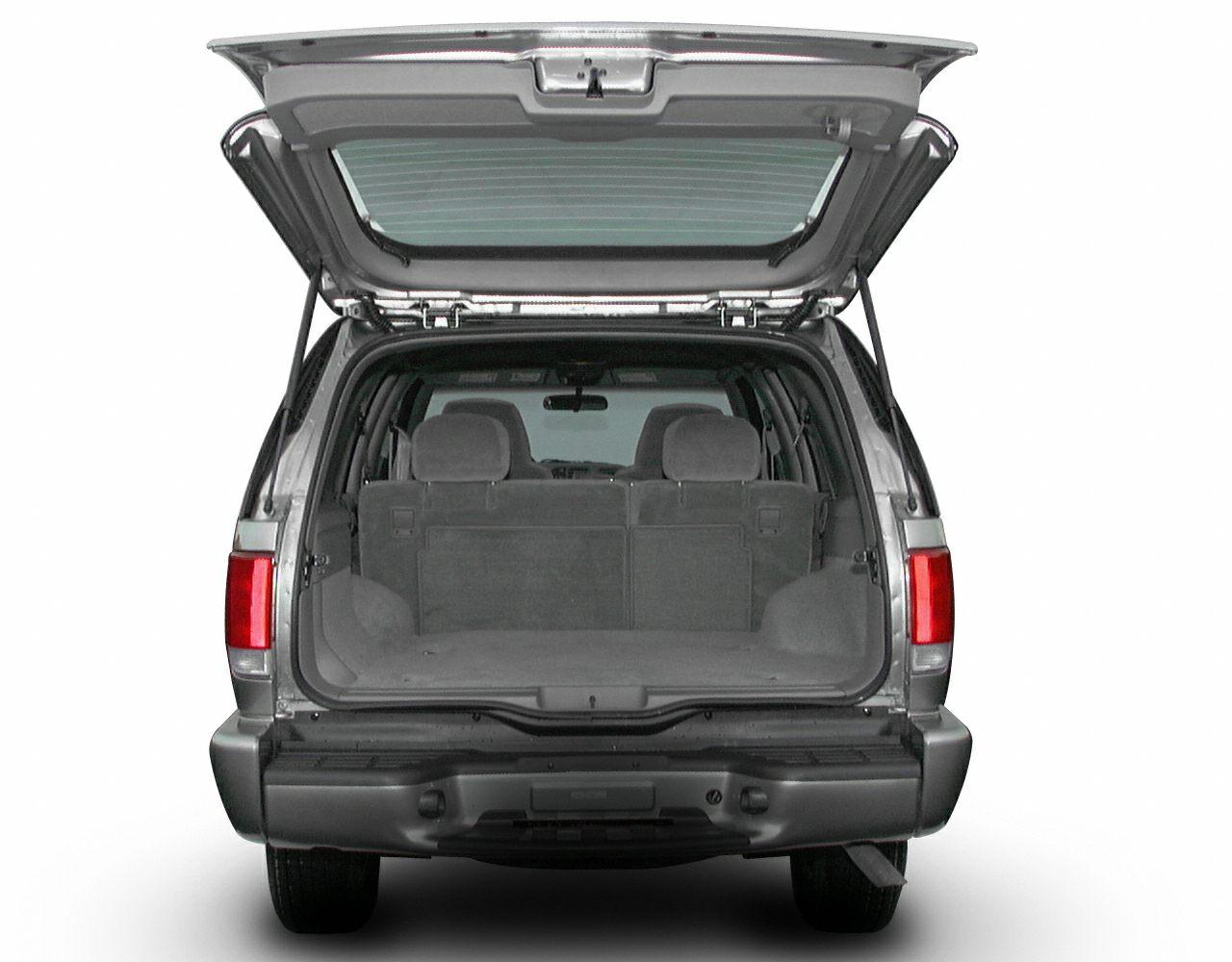 2000 Chevrolet Blazer LS 4dr 4x4 Pictures | Autoblog