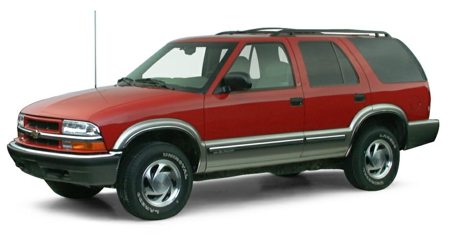 2000 Blazer