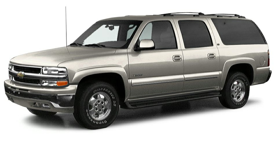 Chevy Build And Price >> 2000 Chevrolet Suburban 1500 Information