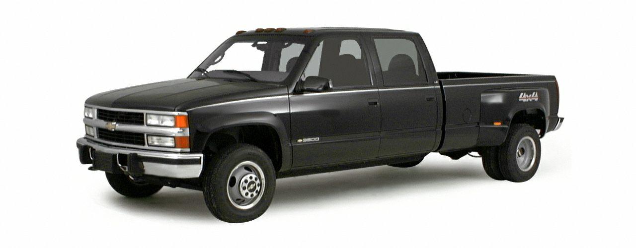 2000 Chevrolet K3500 Exterior Photo