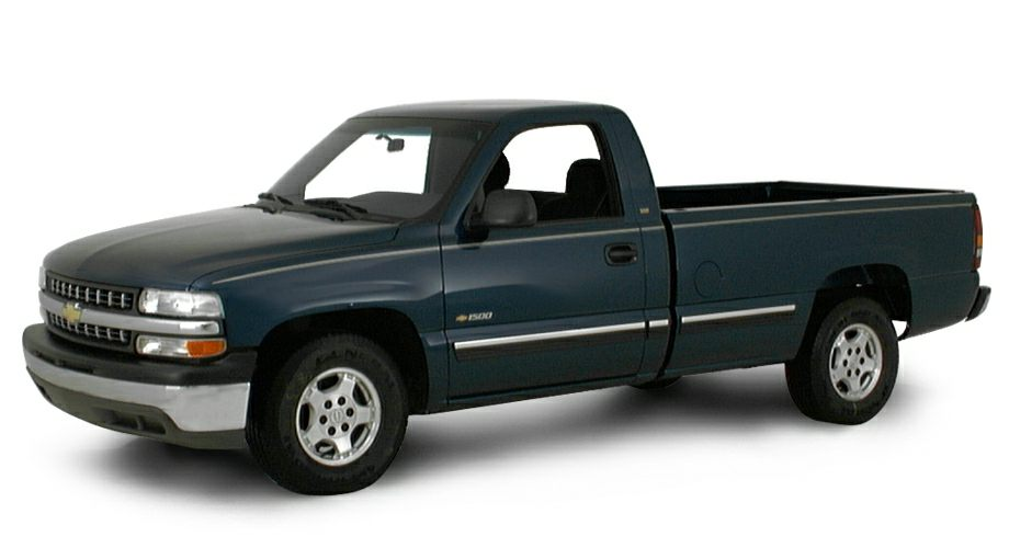 2000 Chevrolet Silverado 1500 Base 4x2 Regular Cab 8 Ft Box 133 In Wb Pictures