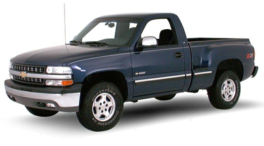 2000 Silverado 1500