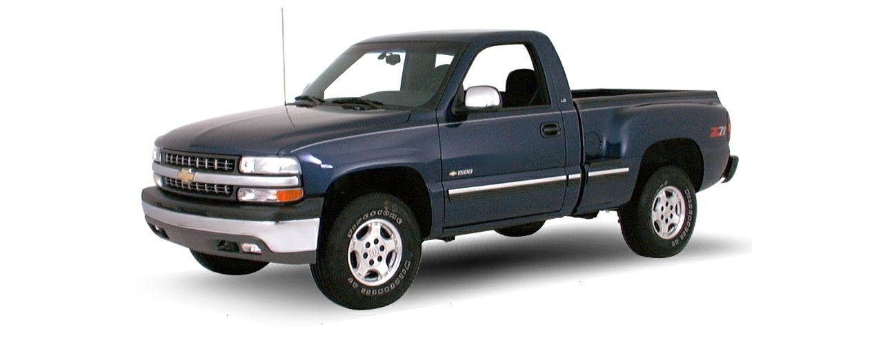 2000 Chevrolet Silverado 1500 Base 4x4 Regular Cab 6.6 ft ...