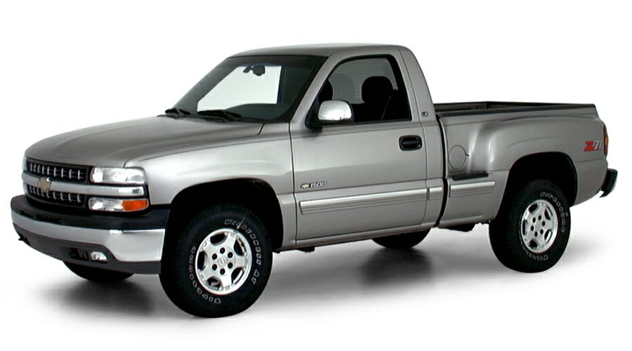 2000 Chevrolet Silverado 1500 Base 4x4 Regular Cab 8 Ft Box 133 In Wb Pictures