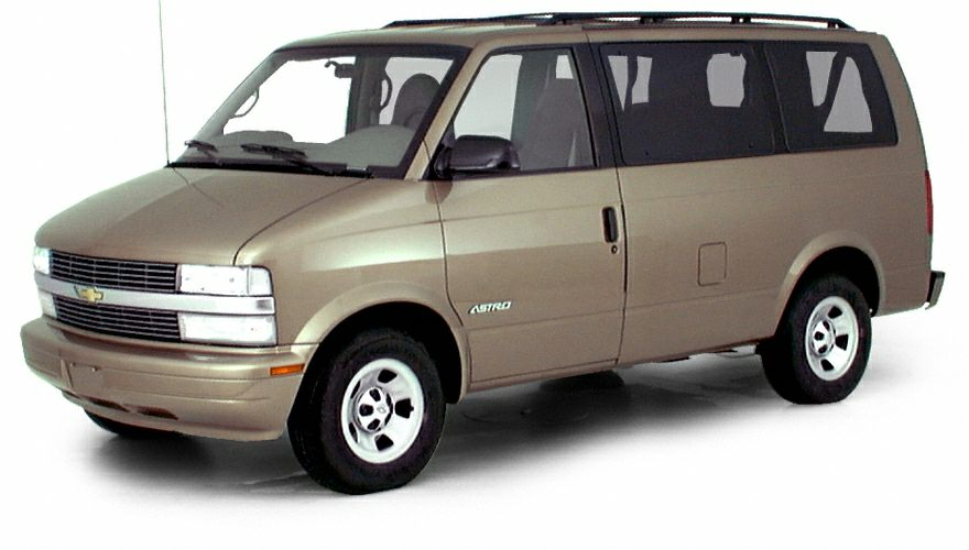 Cab Chv A on 2003 Chevy Venture Van