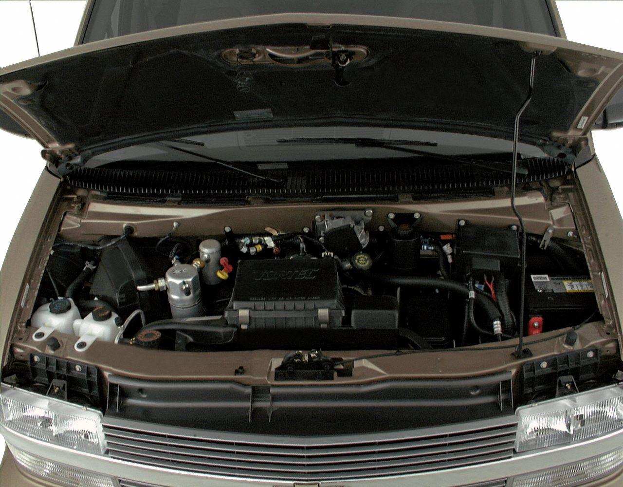 2000 Chevrolet Astro Specs and Prices