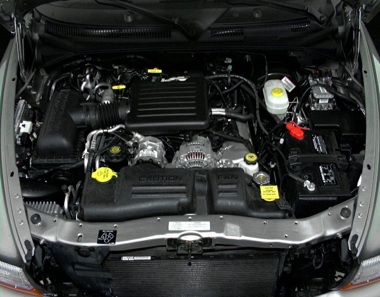 2000 Dodge Durango Exterior Photo
