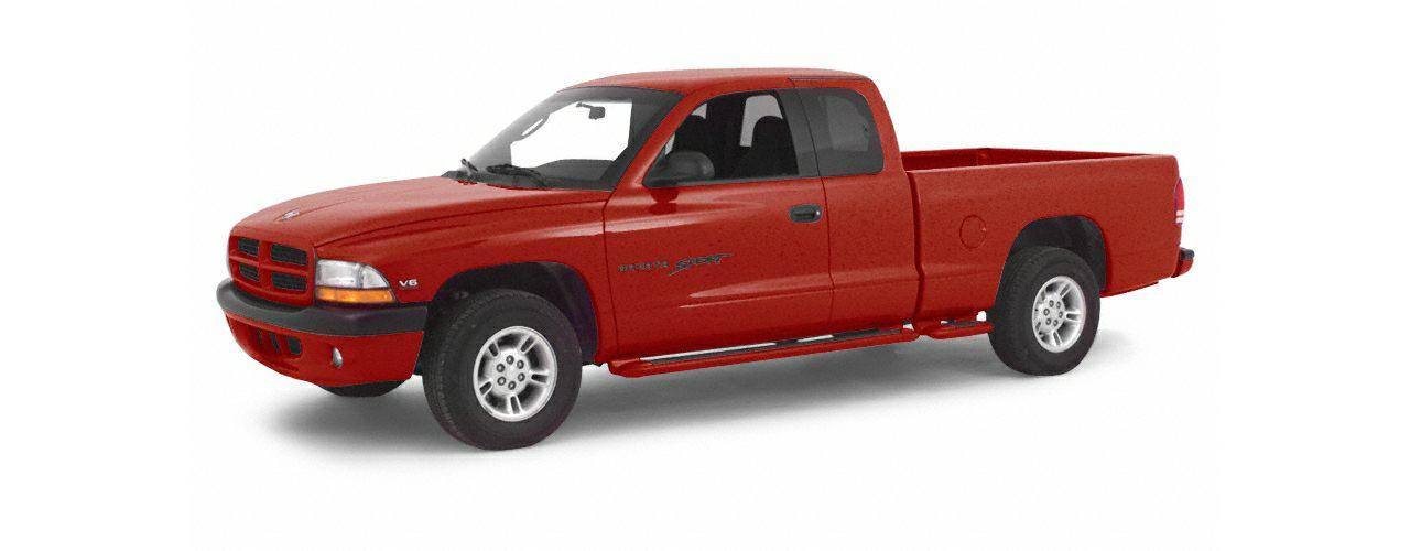 Cab Ddt A on 2000 Dodge Dakota Sport Reviews