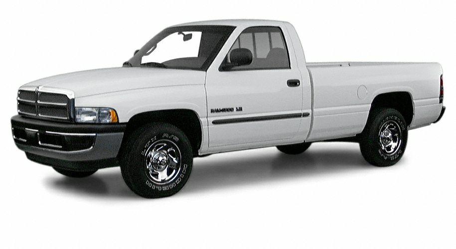 2000 Dodge Ram 1500 Information
