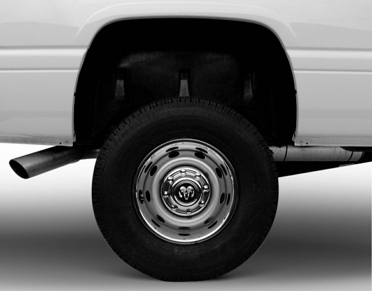2000 Dodge Ram 2500 Exterior Photo